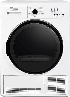 Super General 9 kg Front Loading Dryer, 15 Programs, Condenser-Dryer, 1950W power, Energy-efficient, SGWD-9700-EDM-W, Off-...