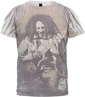 Guitar All Over Soft T-Shirt