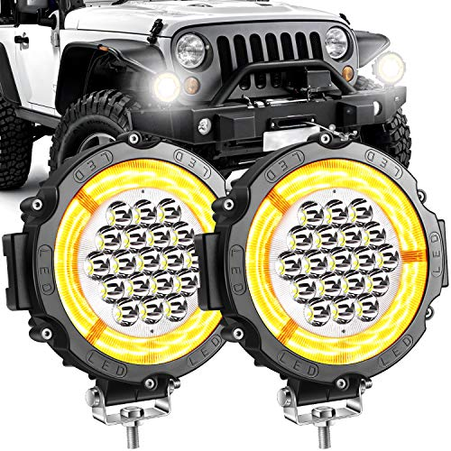 04 nissan frontier halo lights - 4