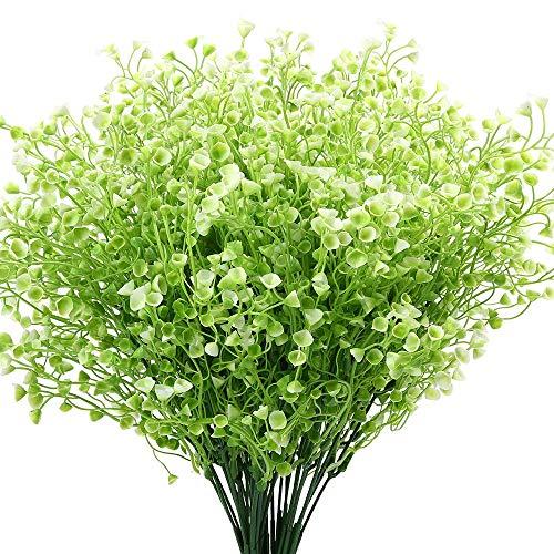 Ruiuzioong Künstliche Blumen 4pcs Lila...