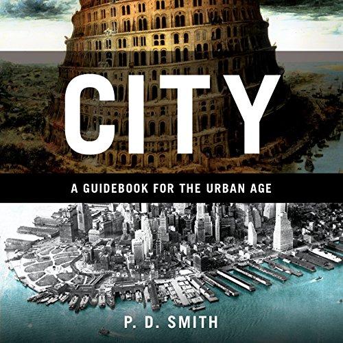 City audiobook cover art