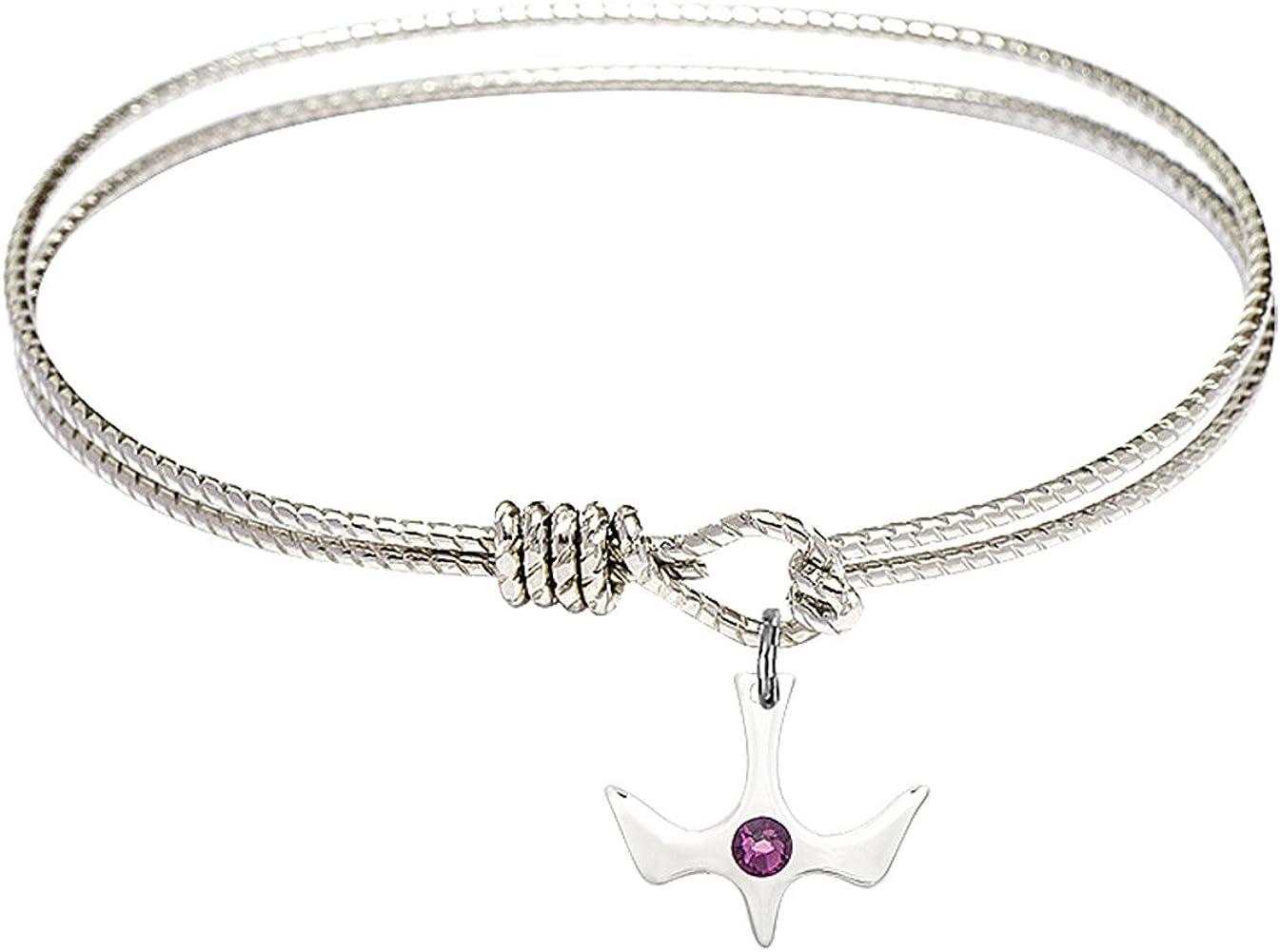 6 1 4 inch Oval Eye Hook ch w Bangle Spirit medal Holy Popular overseas Sale Bracelet