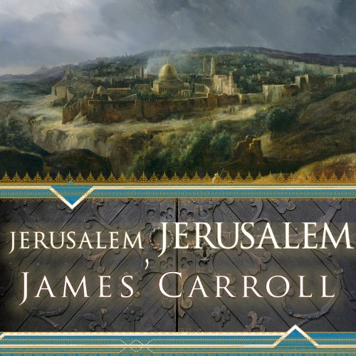Jerusalem, Jerusalem  By  cover art