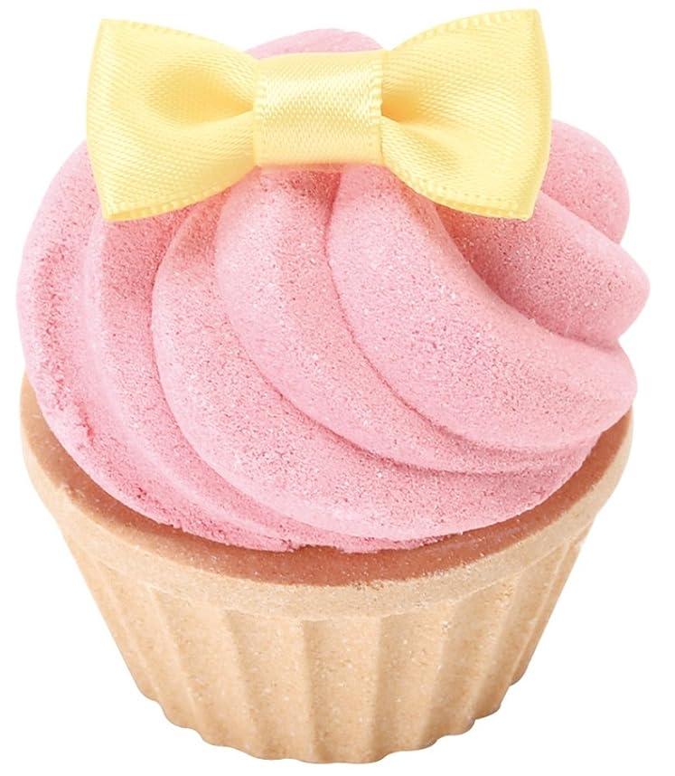 キモいぼんやりした虫ノルコーポレーション お風呂用 芳香剤 おめかしカップケーキフィズ 60g ラズベリーの香り OB-SMM-14-1