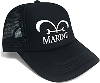 marine cap one piece