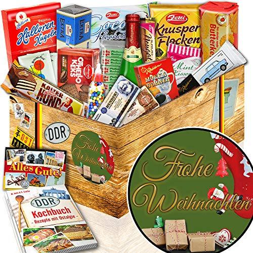 Frohe Weihnachten - Ost Süßigkeiten - Weihnachts Geschenke für Sie