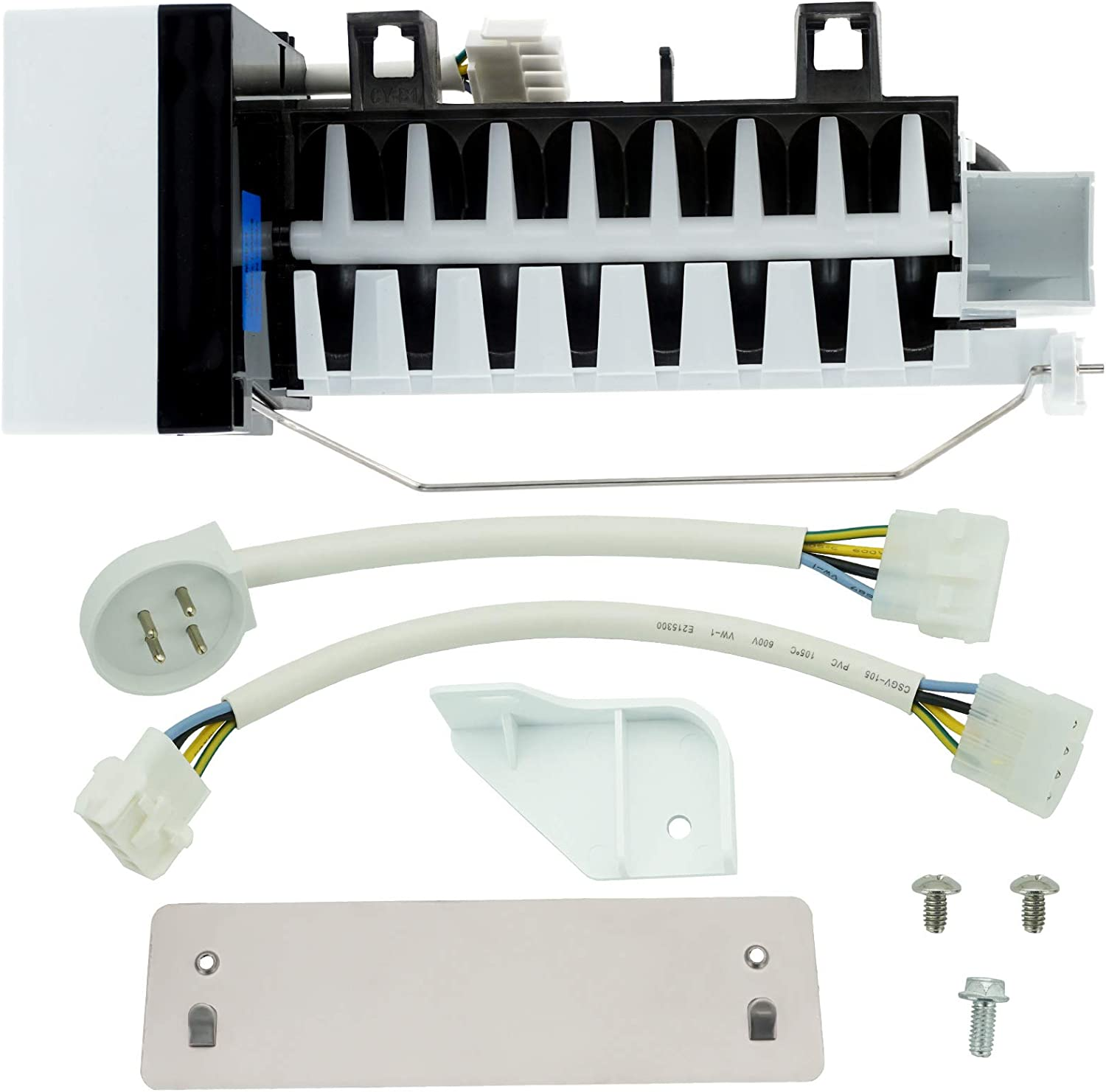 Siwdoy 4317943 Refrigerator Ice Maker Kit Compatible with Whirlp