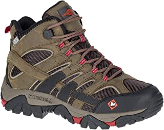 Moab 2 Ventilator Mid Waterproof Work Boot Women