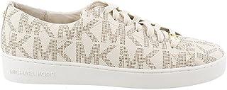43R5KTFP1BVANILLA Michael Kors Sneakers Mujer PVC Beige