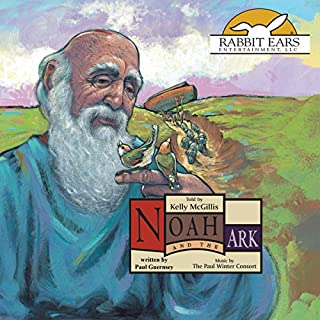 Noah and the Ark cover art