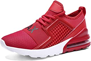 RUMPRA Mens Fashion Sneakers Breathable Sport Walking Tennis Running Shoes Fitness Gym Casual Athletic