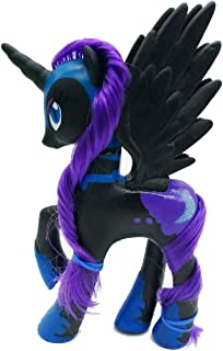 Kid Toy Model Gift For My Little Pony Princess Luna Nightmare Moon 14CM