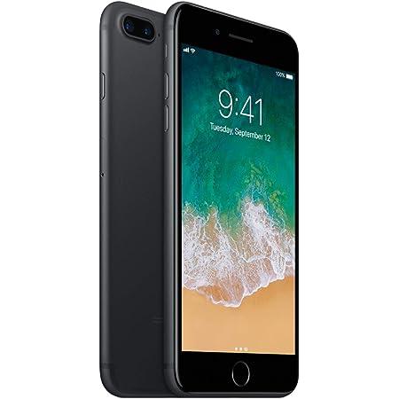 Apple Iphone 7 Plus 128gb Black For Gsm Renewed