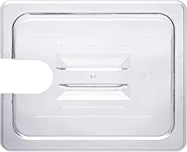 LIPAVI C10L-AP - Tailor made lid for the Anova Precision Sous Vide machine - Crystal Clear Polycarbonate - Fits C10 container