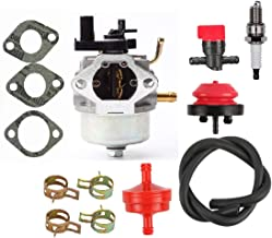 mdairc 801396 Carburetor for Briggs & Stratton 801233 801255 Snow Blower Thrower Toro R-TEK 2-Cycle Engines 084132 084133 084233 084332 084333 CCR2400 CCR2450 CCR2500 CCR3000 CCR3600 CCR3650 carb