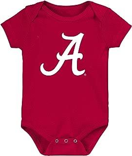 Future Tailgater Alabama Crimson Tide Logo Baby Onesie
