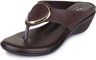 TRASE Soila Soft Comfortable Heels/Wedges for Women - 1.5 Inch Heel