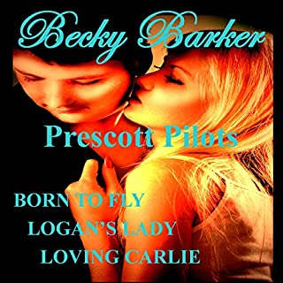 Prescott Pilots Anthology audiobook cover art