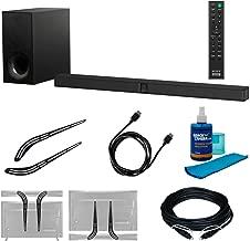 Sony CT290 Ultra-Slim 300W Sound Bar with Bluetooth (HTCT290) with Universal Soundbar Bracket 23