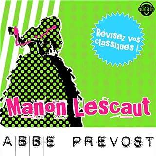 Couverture de Manon Lescaut. Explication de texte