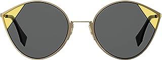Fendi Sunglasses For Women, Grey Lens, Ff0341/S, Oval Frame