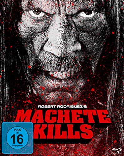 Machete Kills [Blu-ray] [Limited Collector's Edition]