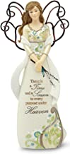 Perfectly Paisley Heaven Angel Figurine by Pavilion, 7-1/2-Inch Tall, There is a Time and a Season to Every Purpose Under Heaven