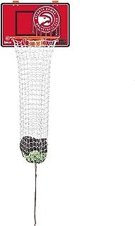 The Dirty Dunk Basketball Hoop Laundry Hamper - Atlanta Hawks, NBA