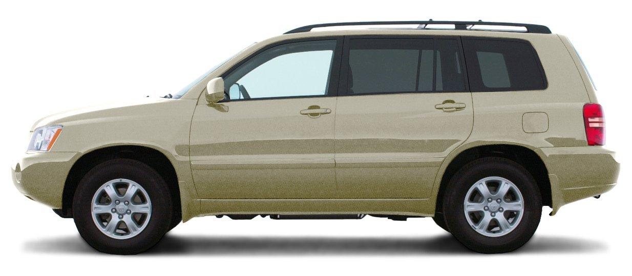 Amazon.com: 2002 Toyota Highlander reseñas, imágenes y ...