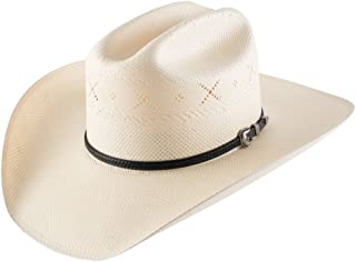 20X George Strait All My Ex's Straw Hat