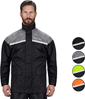 Best one piece motorcycle rain suit Reviews