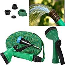 Buyerzone Multi function 5 in 1 High Pressure Water Spray Hose Pipe With 5 Different Spray Modes Gun for Car Washing, Gardening and Cleaning