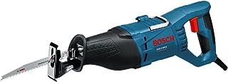 Bosch Professional 0615990EC5 GSA 1100 E Corded 240 V Sabre Saw with blades, Blue
