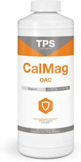 Organic Cal-Mag OAC Plant Nutrient Supplement by TPS Nutrients, 1 Quart (32 oz)