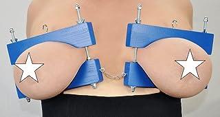 Brust abbinden bdsm