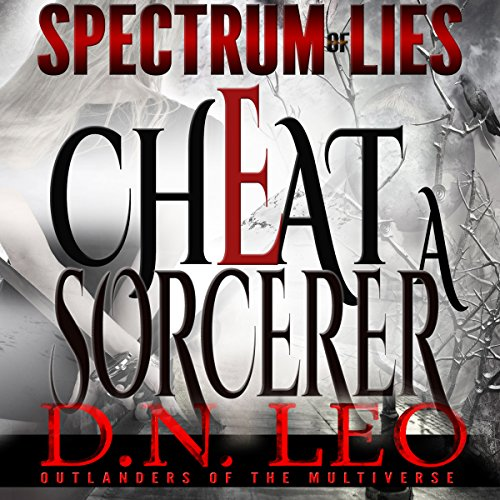 Cheat a Sorcerer: Indigo Stone audiobook cover art