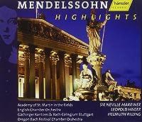 Highlights / Mendelssohn