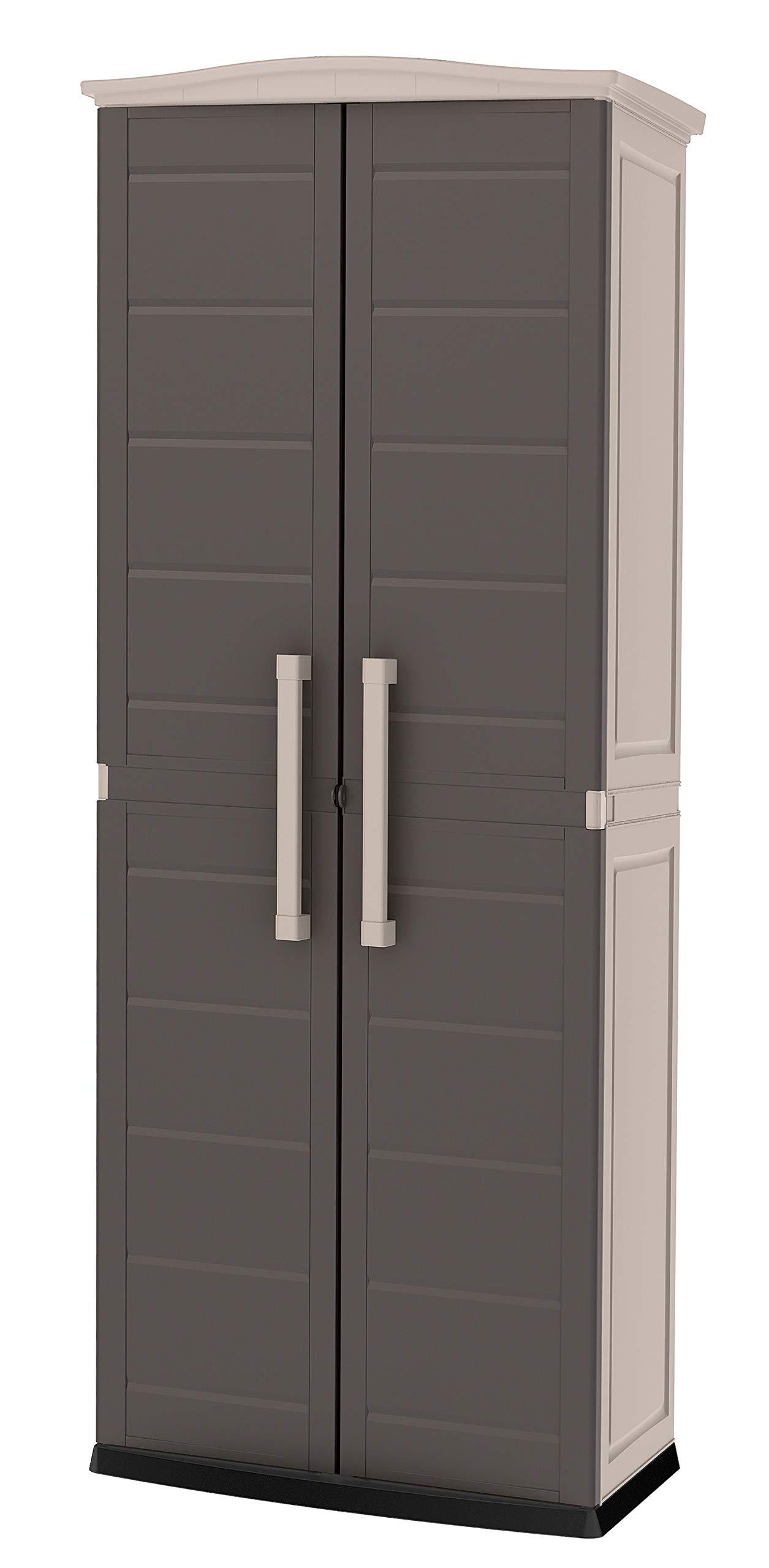 Keter 228852 Outdoor Storage Cabinet