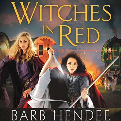 Witches in Red cover art