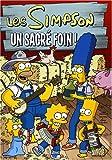 Les Simpson, Tome 2 - Un sacré foin ! : L'affaire du gilet ; Homer est presque maire