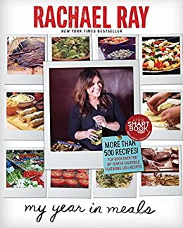 My Year in Meals by [Rachael Ray]
