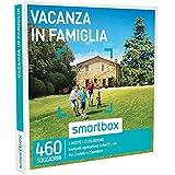 Smartbox - Vacanza In Famiglia - 460 Soggiorni In Famiglia In Agriturismi E Hotel 3* O 4*, Cofanetto Regalo Gastronomici
