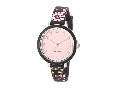 Kate Spade New York Park Row Watch KSW1615 (Black) Watches