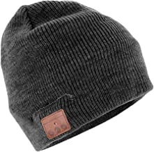 Upgraded Bluetooth Beanie 5.0 for Men Women Wireless Headphones Hat As Unique Gifts