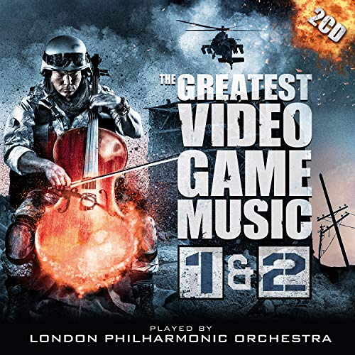 Andrew Skeet/ London Philharm - the Greatest Video Game Music