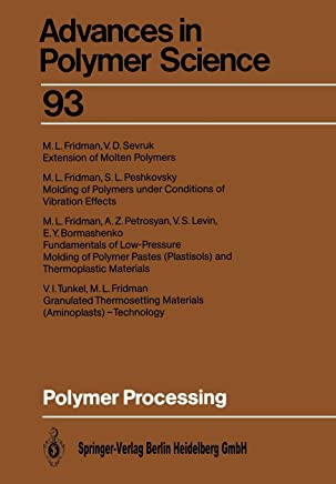 Polymer Processing: Volume 93