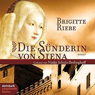 Die Sünderin von Siena Titelbild