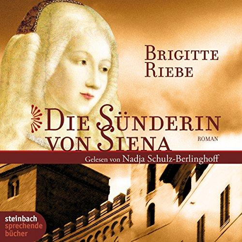 Die Sünderin von Siena audiobook cover art