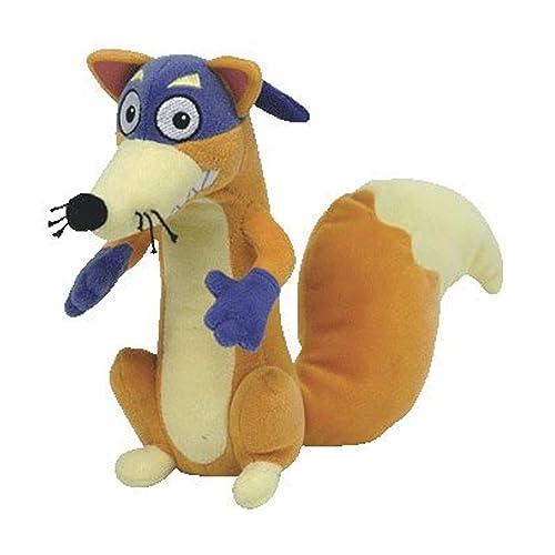 f6a6df824d82 Ty Beanie Baby Swiper Dora s Fox