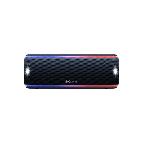 Sony SRS-XB31 Portable Wireless Waterproof Speaker with Extra Bass - Black